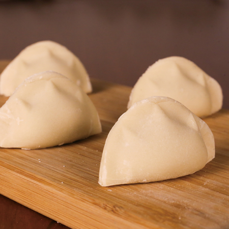 Dumpling Solution de production
