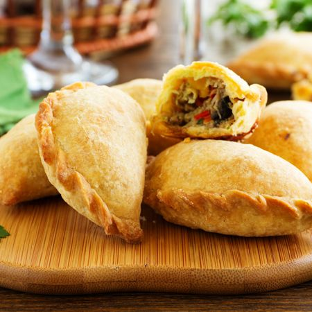 Empanada Production Solution