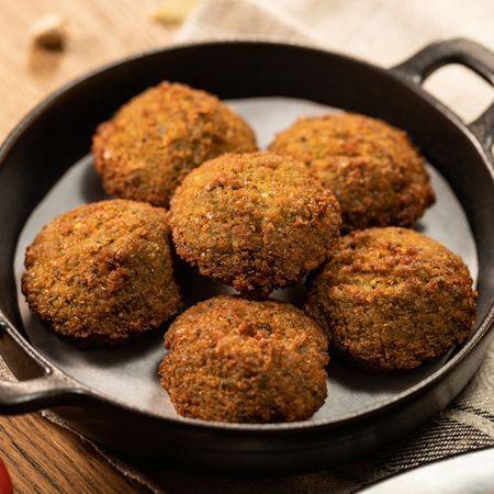 Soluzione per la produzione di falafel