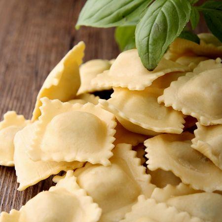Soluție de producție de ravioli