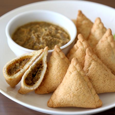 印度咖喱角机械设备解决方案