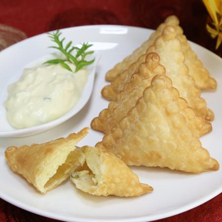 印度咖喱角生产设备