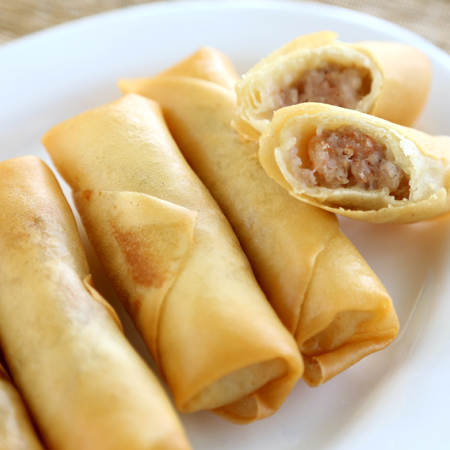Spring roll Turnkey Project