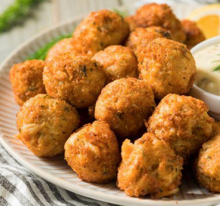 Mereandide tooted - Mereandide töötlev toit