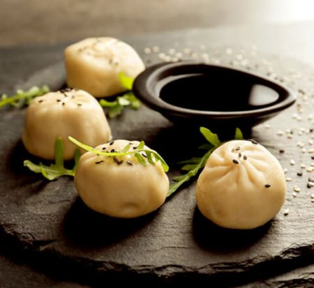 Soep Dumpling machine- en apparatenbouw