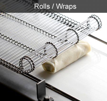 Mga kagamitan sa spring roll