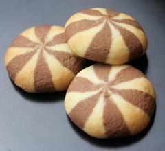 Dryžuotas sausainis Mašinos ir įranga