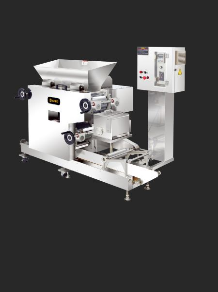 Mașină automată de fabricare a centurii de aluat - ANKO Mașină automată cu centură de aluat