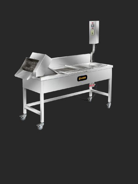 Friteuză transportoare - ANKO Mașină friteuză transportoare