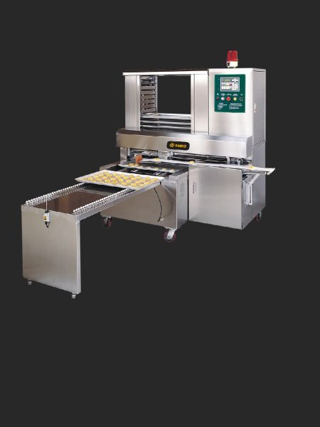 Automatisk justeringsmaskine - Justeringsmaskine