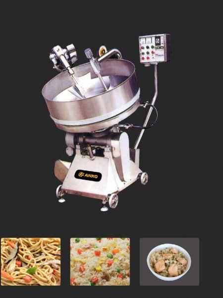 炒食機 - 炒食機