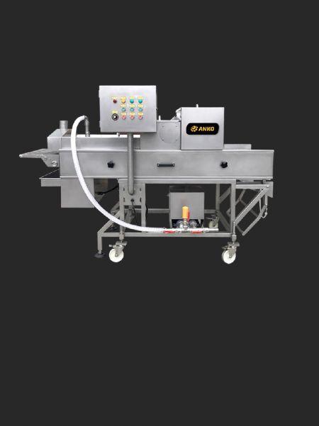 Maszyna do panierowania okruchów - ANKO Maszyna do panierowania okruchów