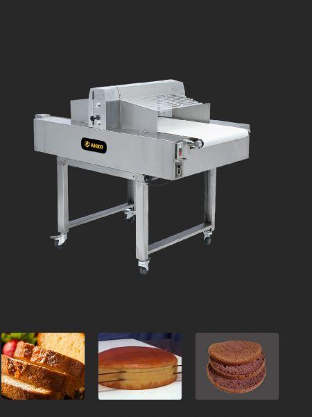 Automatische horizontale cakesnijder - ANKO      Automatische horizontale cakesnijder