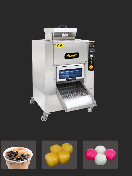 Automatische snij- en afrondingsmachine - ANKO Automatische snij- en afrondingsmachine
