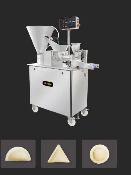 Multipurpose fyllnings- och formningsmaskin