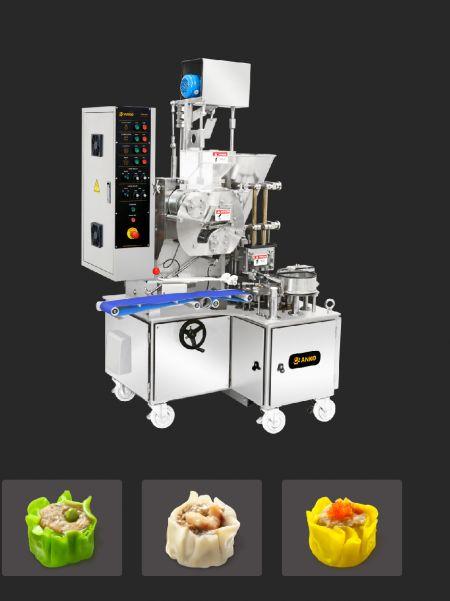 Automatic Shumai Machine
