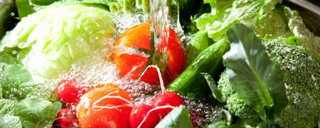 Vegetable Cleaning