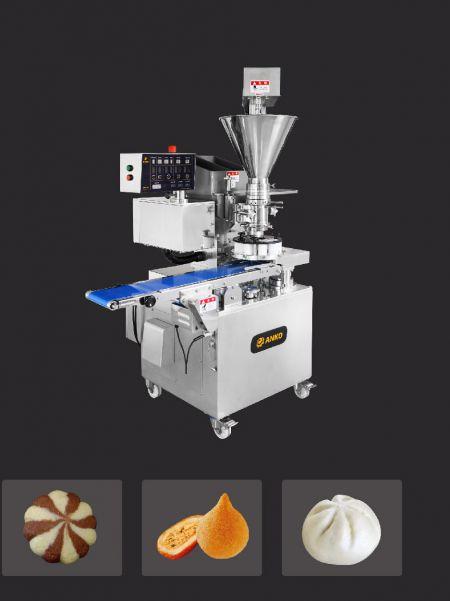 Automatische Teigformungs- und -befüllungsstation - ANKO      Automatische Teigformungs- und -befüllungsstation