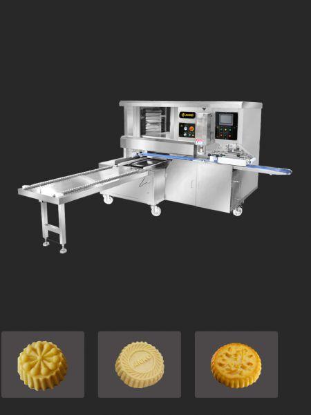 全自動印餅排盤機