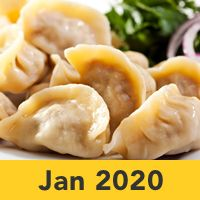 दुनिया में सबसे ज्यादा जमी हुई पकौड़ी का उत्पादन कौन करता है? - ANKO खाद्य मशीन EPAPER जनवरी 2020