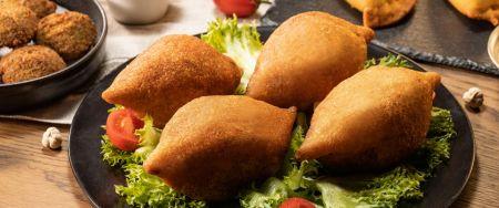 中东饮食大解密!在地人爱吃的经典美食 - 安口食品机械2020年3月电子报