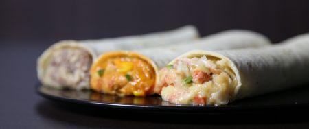 Superstjärnan i avhämtningsmaten - burrito, hur sveper den latinamerikanska maten världen över.