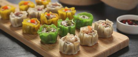 Njut av den livliga tehuskulturen och kungen av Dim Sum - Siomai