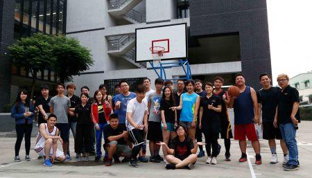 热血篮球赛