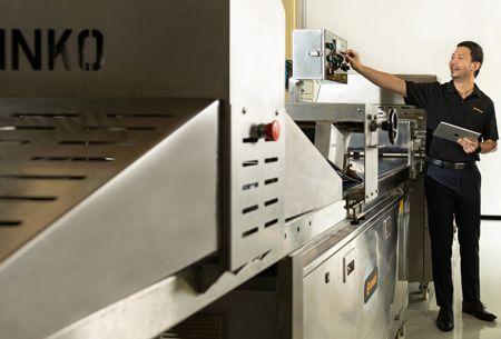 Soluții pentru fabrică de alimente / echipamente de prelucrare a alimentelor