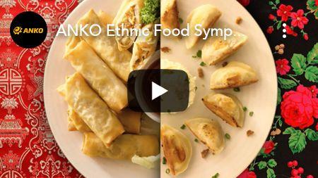 ANKO Etnische voedselsymfonie