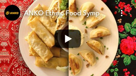 ANKO Ethnic Food Symphony