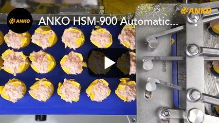 ANKO HSM-900 อัตโนมัติ ขนมจีบ เครื่องจักร