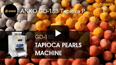 ANKO GD-18B Mașină de perle Tapioca