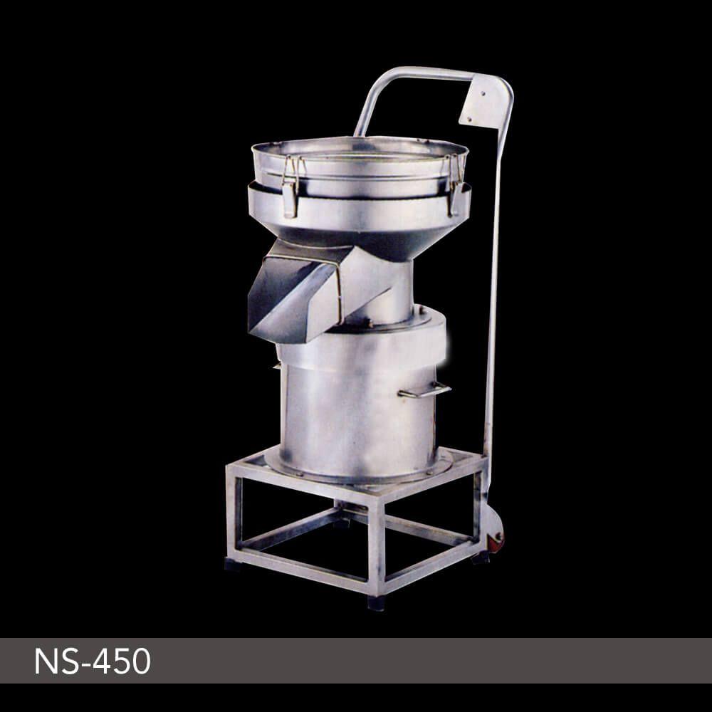 """Triukšmo neturintis """"Vibro"""" separatorius ir filtras - NS-450. ANKO Triukšmo neturintis """"Vibro"""" separatorius ir filtras"""