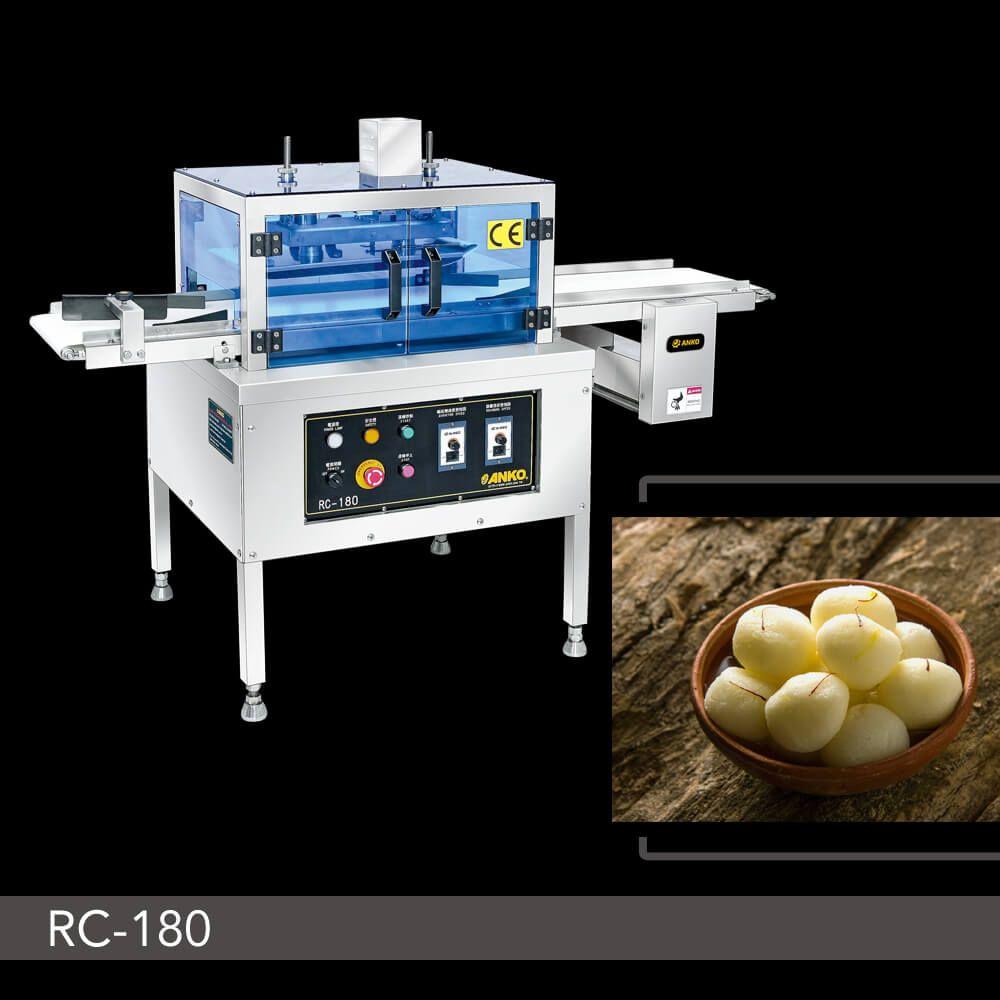 Automatic Rounding Conveyor - RC-180. ANKO Automatic Rounding Conveyor