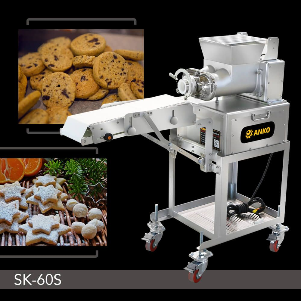 Anko Icebox Cookies Extruder High Quality Icebox Cookies Extruder