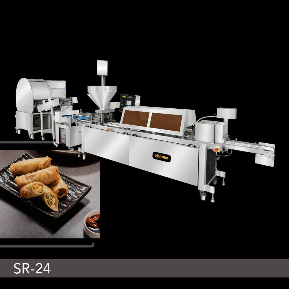 ANKO Spring Roll Production Line - High Quality Spring Roll