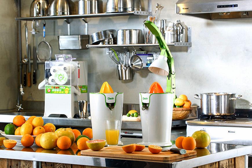 柑橘类水果榨汁机