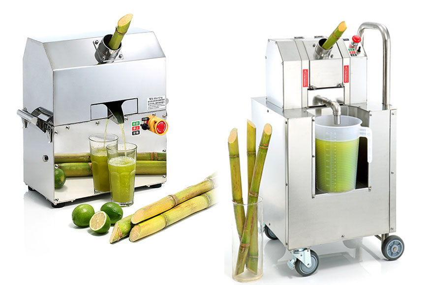 Sngarcane Juice Extractor