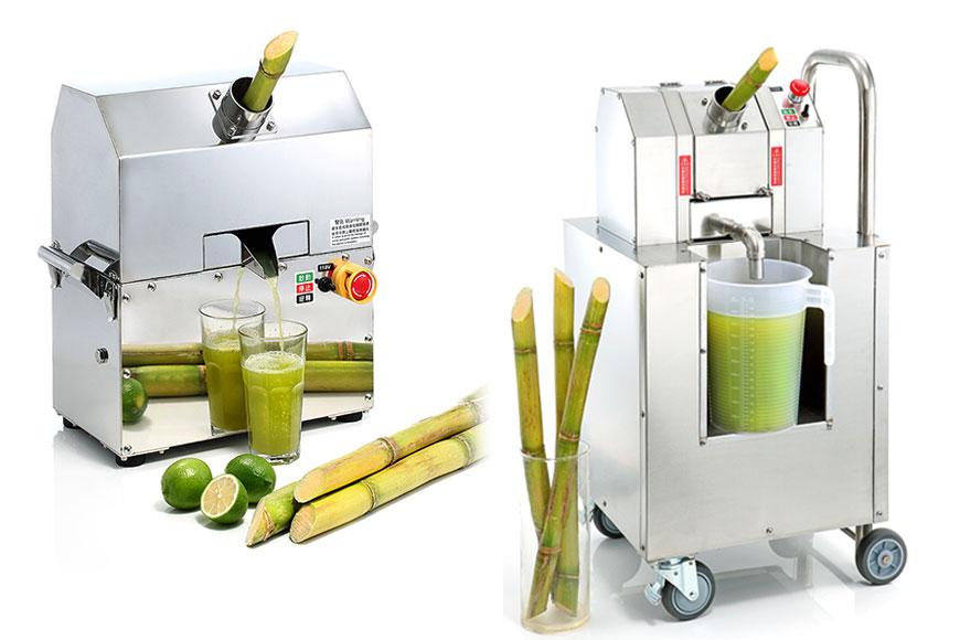 Sugarcane Juice Extractor
