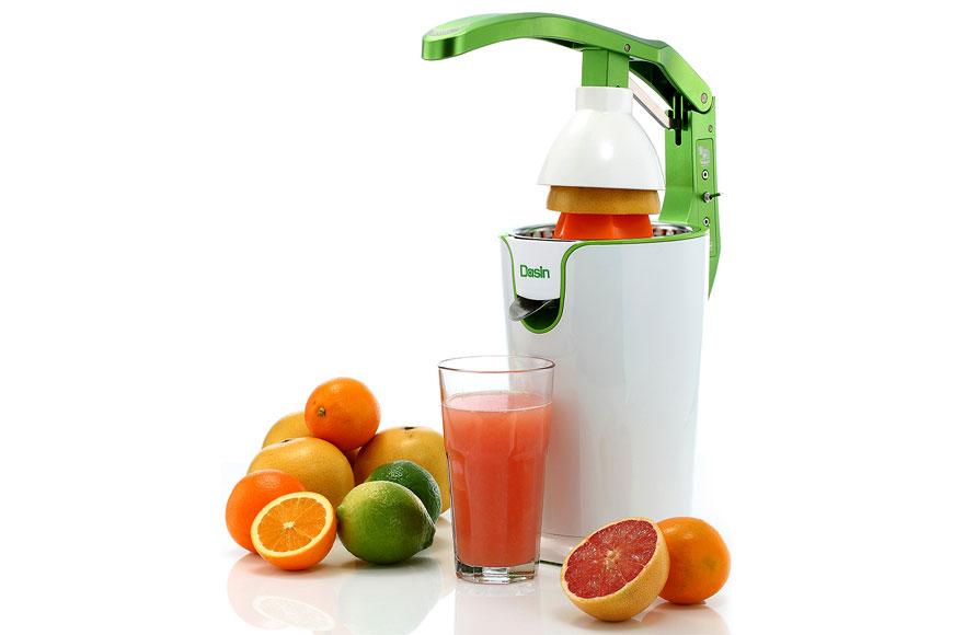 手柄式电动柑橘压汁机