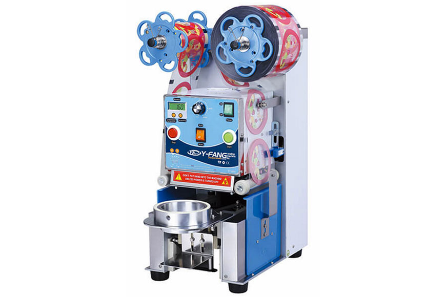 Table Type Sealing Machine - Agent Product - ET-899 Table Type Sealing Machine