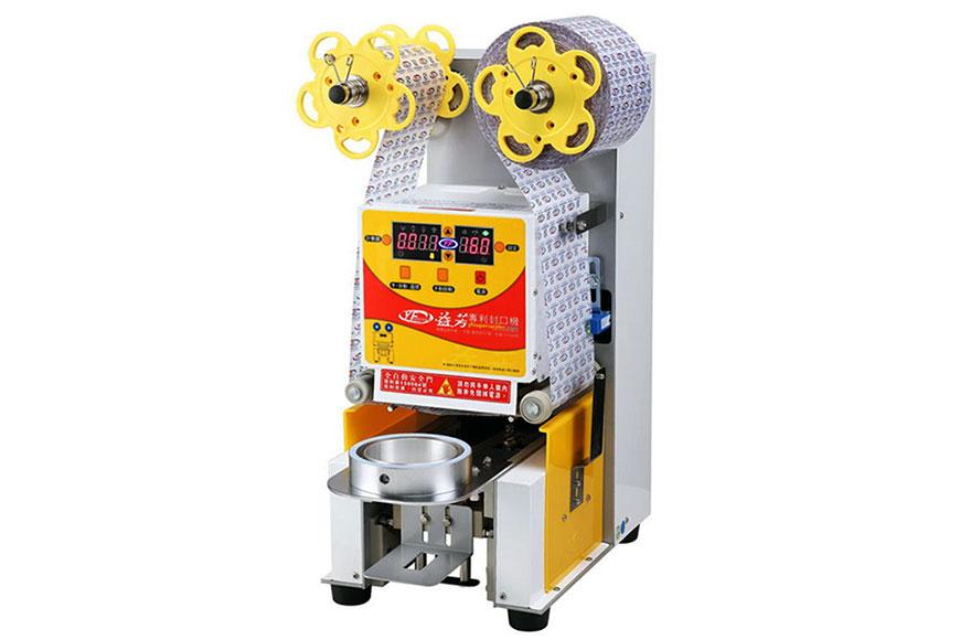 Máquina de selagem tipo mesa