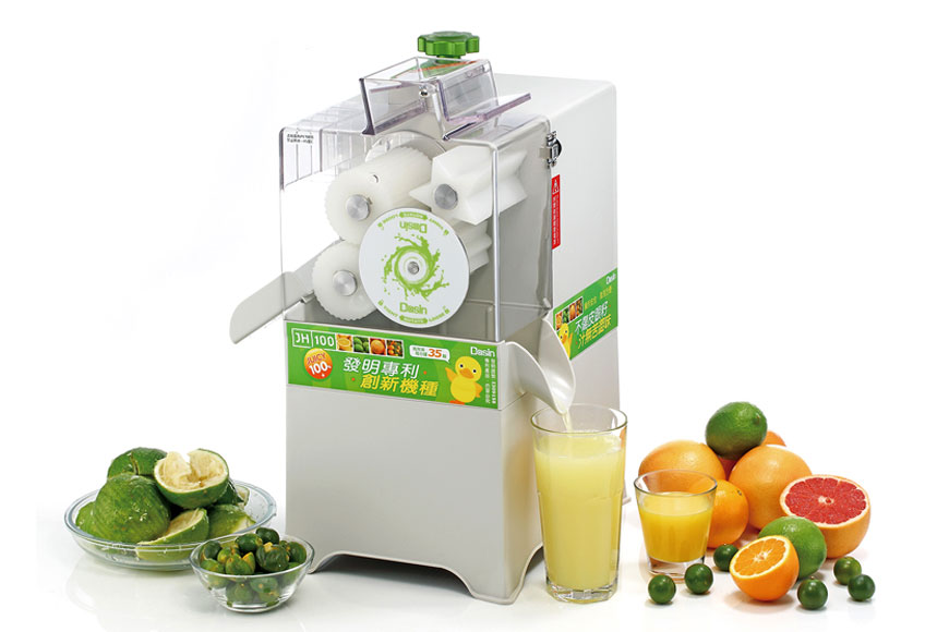 柑橘類綜合水果榨汁機 - JH100 綜合水果榨汁機