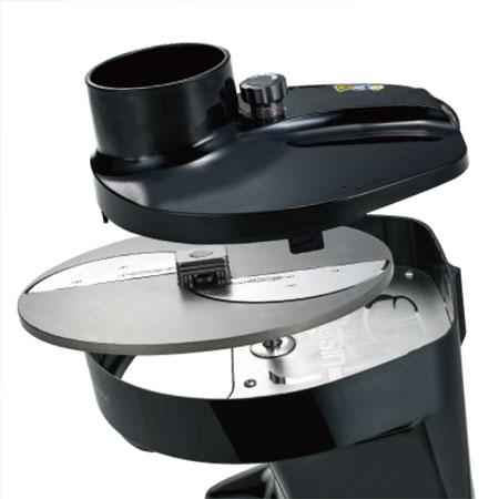 Vệ sinh dễ dàng, không cần dụng cụ khi lắp đặt hoặc tháo nắp hoặc lưỡi dao, xả bên trong và lau khô.