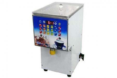 Máquina de enchimento de pó - Produto do agente - Máquina de enchimento de pó ET-9J