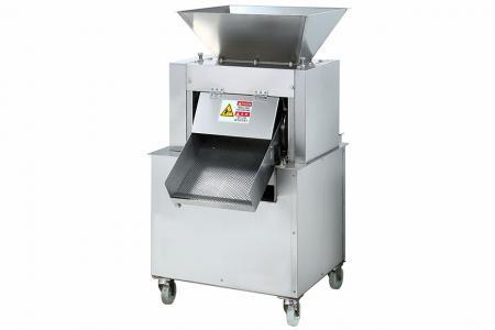 Extractor de jugo de cítricos industrial (1200kg / h)