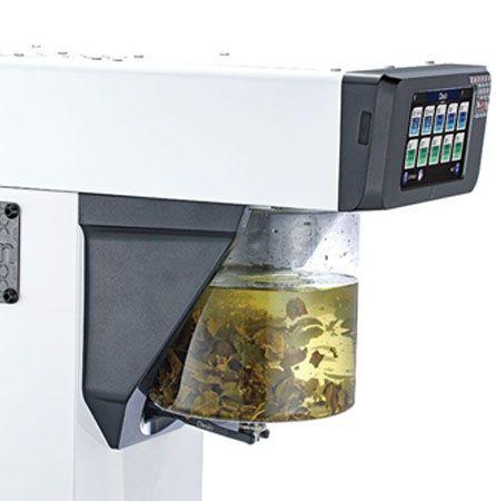 desdobre as folhas de chá completamente para liberar mais fragrancia do chá.