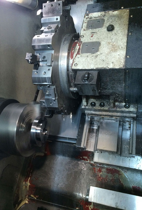 Ju Feng bietet CNC-Drehdienstleistungen für Kunden weltweit an.