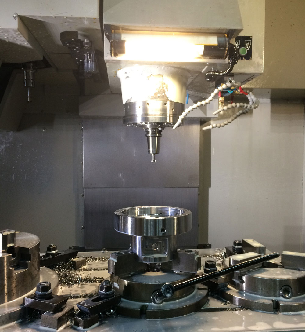 Ju Feng's engineering team provides CNC milling service for customers worldwide.